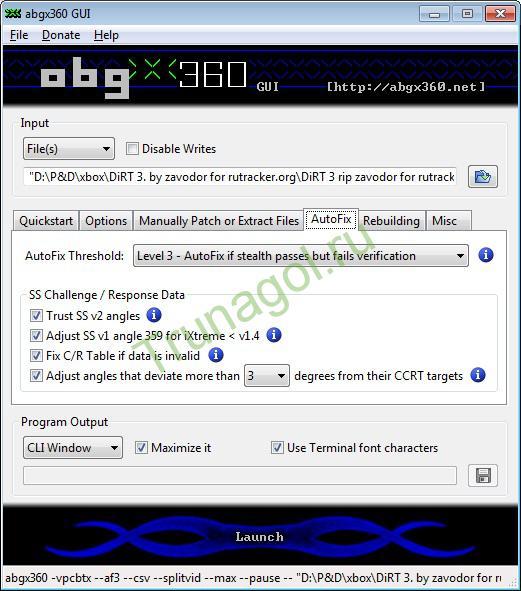 abgx360-AutoFix
