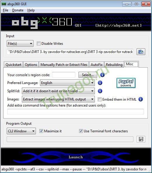 abgx360-Misc
