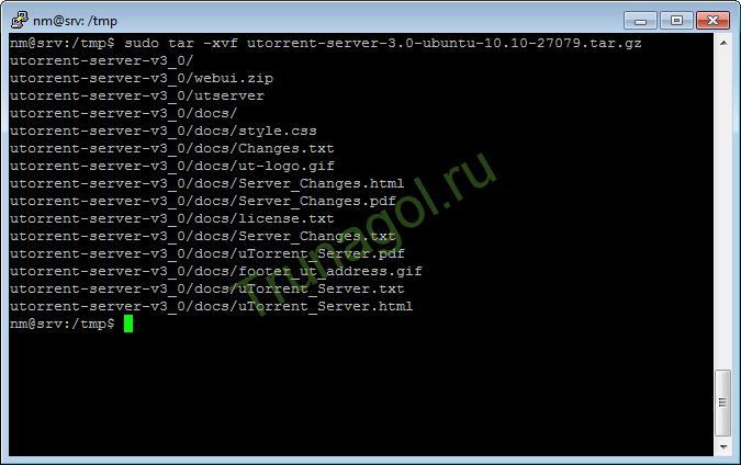 uTorrent Server 2